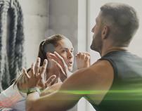 Adidas FIT SMART digital campaign
