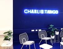 CHARLIE TANGO – Visual Identity