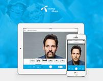 TELENOR // EB app