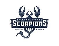 Utah Scorpions Branding