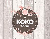 KOKO room logo