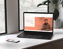 Ewa Sewerynek branding & website