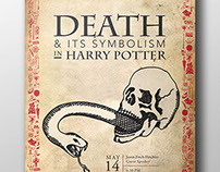 Harry Potter Death Poster