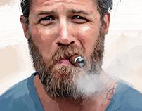 Beardy Hardy.