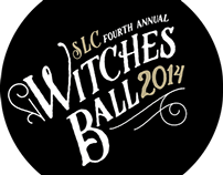 Salt Lake City Witches Ball Promotion