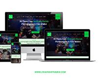 LR Harish Frames | Website | Digital verto