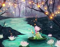 Lotus Nymph