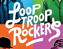 Looptroop Rockers Concert Poster