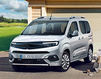 Opel Combo Life 2022