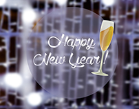 1 week 1 creation // Happy new year !