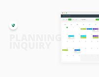 Airport Planning Inquiry - Web App