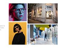 Proyecto Visual Merchandising; DM Óptics