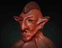 Goblin - Sculpt Test