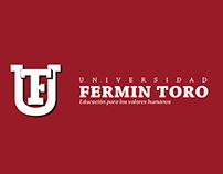 Universidad Fermín Toro | Refrescamiento de identidad