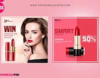 Lipstick Social Media