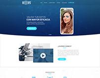 BioKYC - Website HOME- Graphic Design