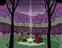 Adventurers Camping