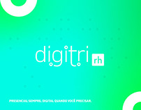 Branding | Digitri RH - Tribanco