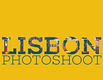 LISBON HOLIDAY PHOTOSHOOT