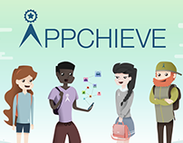 Appchieve - Gamification App Design