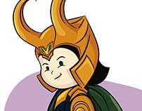 Loki (Marvel Cinematic Universe MCU)
