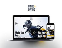 Bingo+ Diving Concept