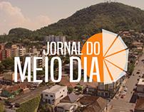 Programa Jornal do meio dia - TV cultura do vale