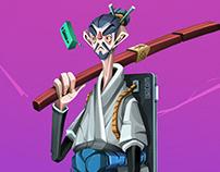 Wacom - Character