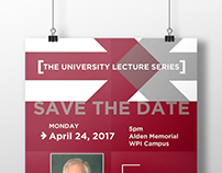 The University Lecture Series