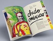 Fascículo coleccionable - Frida Kahlo
