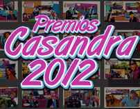 PREMIOS CASANDRA 2012