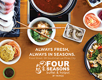 Flyer for Four Seasons
