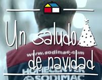 Sodimac - Saludo Navidad