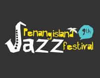 Penang Island Jazz Festival 2012