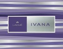 Lakme Ivana - Insalon Branding