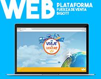 Bogott - Web Site Fuerza de ventas