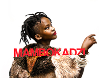 MAMBOKADZI AFRICAN PLAYING CARDS