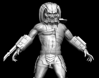 Predator Model (High Poly)