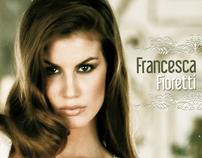 Francesca Fioretti (Grande Fratello 9) Postcard.