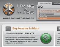 Living in Mars