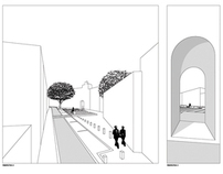 Urban Renewal . Sines Historical Centre . 1st Prize
