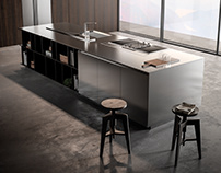 Effeti kitchen 2018