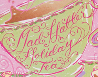 Mad Hatter Holiday Tea