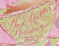 Mad Hatter Holiday Tea