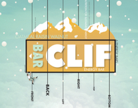 CLIF Bar package website