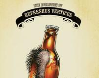 Rainier Beer: Refreshus Verticus
