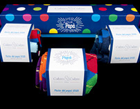 Father's Day? No slip-ups: create your custom socks box