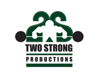 Two Strong Productions - Logo and Collateral Design