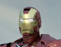Iron Man Design