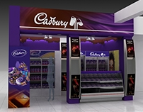 Cadbury Shop in Shop